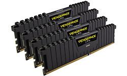 Corsair Vengeance LPX Black 32GB DDR4-2400 CL16 quad kit