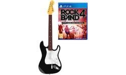Rock Band 4 + Guitar (PlayStation 4)