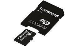 Transcend MicroSDXC UHS-I 64GB + Adapter
