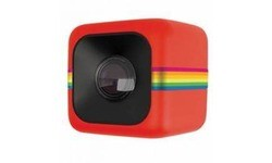 Polaroid Cube Plus Red