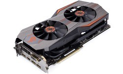 Asus GeForce GTX 980 Ti Matrix Platinum 6GB