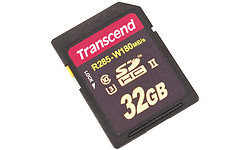 Transcend Ultimate Series SDHC UHS-II U3 32GB