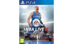NBA Live 16 (PlayStation 4)