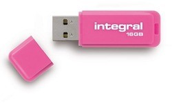 Integral Neon 16GB Pink