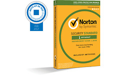 Symantec Norton Security Standaard 3.0 NL 1-user