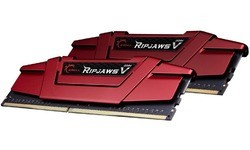 G.Skill Ripjaws V Red 32GB DDR4-2666 CL15 kit