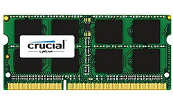 Crucial 16GB DDR3L-1866 CL13 Sodimm kit (Mac)