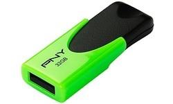 PNY N1 Attaché 32GB Green