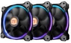 Thermaltake Riing 14 LED RGB 140mm 3-pack
