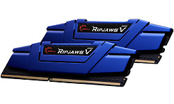 G.Skill Ripjaws V Blue 16GB DDR4-2400 CL15 kit