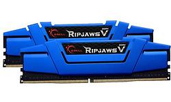 G.Skill Ripjaws V Blue 16GB DDR4-2666 CL15 kit