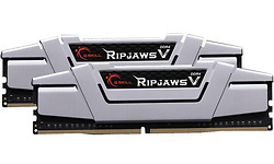 G.Skill Ripjaws V White 16GB DDR4-2400 CL15 kit