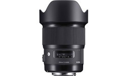 Sigma 20mm f/1.4 DG HSM ART (Canon)