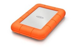 LaCie Rugged Mini 4TB Silver/Orange