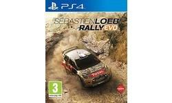 Sébastien Loeb Rally Evo (PlayStation 4)