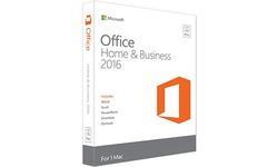 Microsoft Office:mac Home & Business 2016 DE