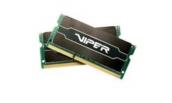 Patriot Viper 3 Mamba Black 16GB DDR3-1600 CL10 Sodimm kit