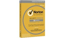 Symantec Norton Security Premium 3.0 1-user (DE)