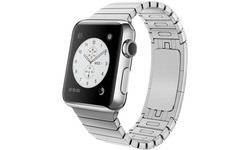 Apple Watch 38mm Stainless Steel Case, Link Bracelet