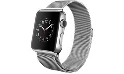 Apple Watch Milanese 38mm Silver