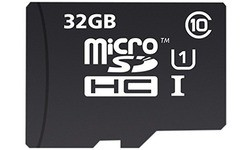 Integral MicroSDHC UHS-I 32GB + Adapter