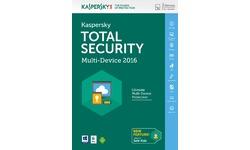 Kaspersky Total Security 2016 3-user 1-year