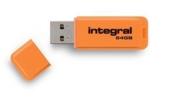 Integral Xpression 64GB Orange
