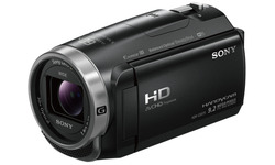 Sony HDR-CX625 Black