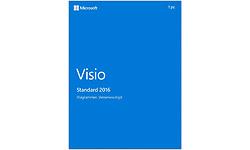 Microsoft Visio Standard 2016 (NL)