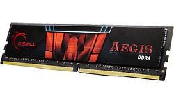 G.Skill Aegis 4GB DDR4-2400 CL15