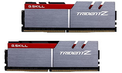 G.Skill Trident Z Silver/Red 16GB DDR4-3733 CL17 kit