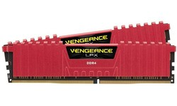 Corsair Vengeance LPX Red 32GB DDR4-3000 CL15 kit