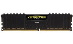 Corsair Vengeance LPX Black 8GB DDR4-2400 CL16