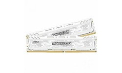 Crucial Ballistix Sport LT 32GB DDR4-2400 CL16 kit White
