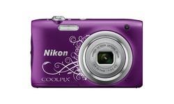 Nikon Coolpix A100 Purple Line art