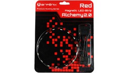 Bitfenix Alchemy 2.0 Magnetic 30cm/15Led Red