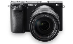 Sony Alpha A6300 16-70 kit Black
