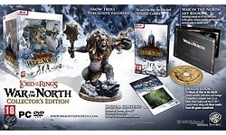 Lord of the Rings: War in the North, Collector's Edition (PC)