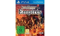 Samurai Warriors 4: Empires (PlayStation 4)