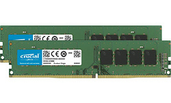 Crucial 16GB DDR4-2400 CL17 kit