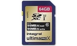 Integral Ultima Pro X SDXC UHS-I 64GB