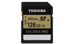 Toshiba Exceria Pro SDXC UHS II U3 128GB
