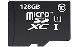 Integral MicroSDXC UHS-I 128GB + Adapter
