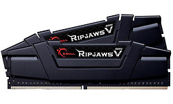 G.Skill Ripjaws V Black 32GB DDR4-3200 CL15 kit