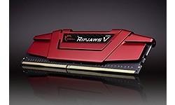 G.Skill Ripjaws V Red 32GB DDR4-2400 CL15 kit