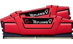 G.Skill Ripjaws V Red 32GB DDR4-3000 CL14 kit
