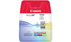 Canon PGI-550XL/CLI-551 Cyan