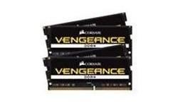 Corsair Vengeance LPX Red 64GB DDR4-2400 CL16 quad kit