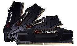 G.Skill Ripjaws V Black 32GB DDR4-3200 CL14 quad kit