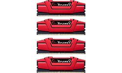 G.Skill Ripjaws V Red 64GB DDR4-3200 CL14 quad kit